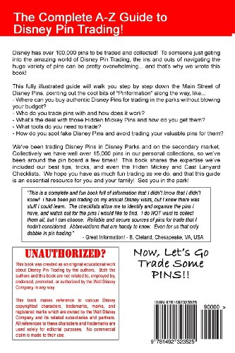 Mouse Pin Trading Guide: 2013 Color Edition: The Beginner's Guide to the Fun and Exciting World of Disney Pin Trading!