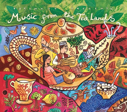 Music from the Tea Lands (2000)[flac]