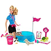 Barbie I Can Be... - Sea World Baby Animal Rescuer Playset