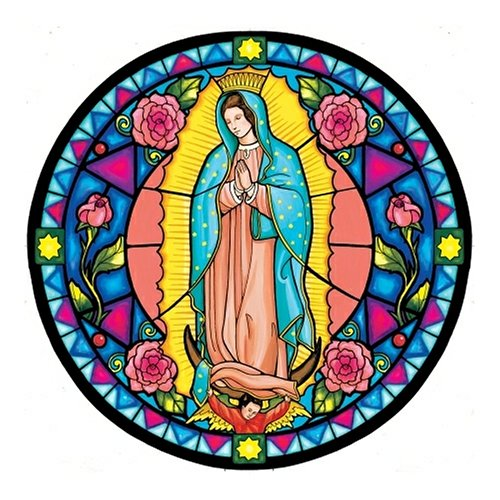 Cheap Fun Sunsout Our Lady of Guadalupe 1000 Piece Jigsaw Puzzle (B000BXKS2Q)