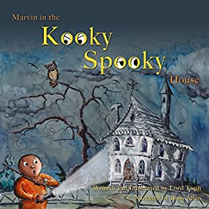 Marvin in the Kooky Spooky House Audiobook