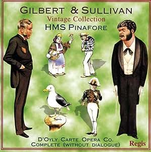 Gilbert & Sullivan HMS Pinafore
