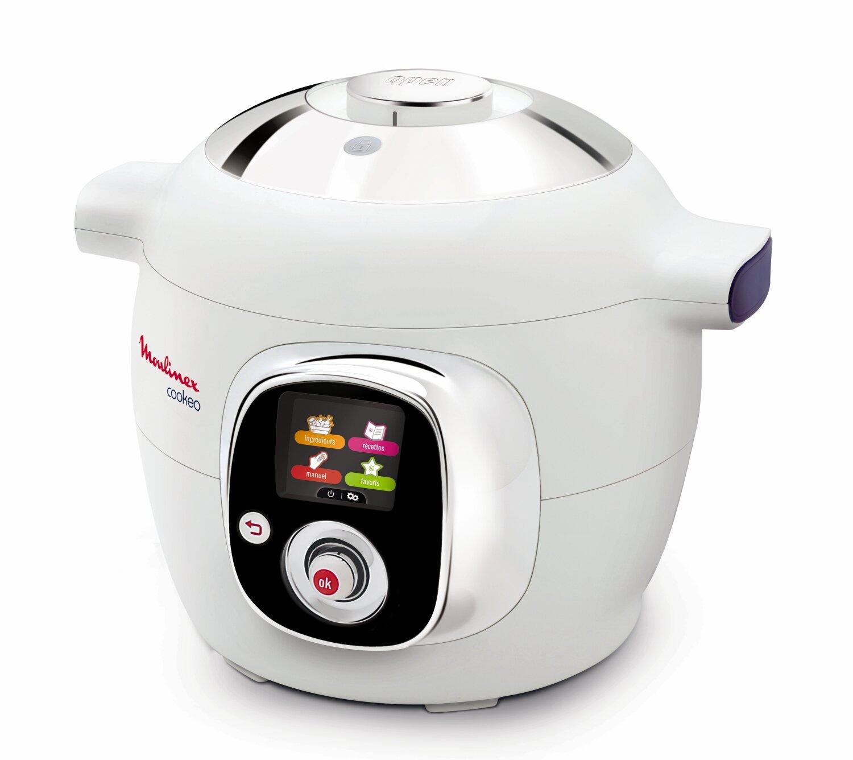 Robot de cocina Moulinex Cookeo. Capacidad para 6 comensales