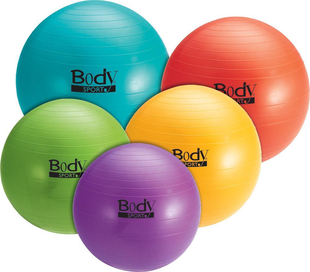 Amazon Com Fitness Ball Improve Balance On This
