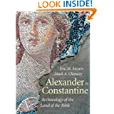 Alexander to Constantine: Archaeology of the Land of the Bible, Volume III (The Anchor Yale Bible Reference Library...