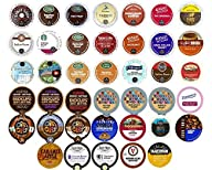 Coffee Variety Sampler Pack for Keurig K-Cup Brewers, Net Wt. 15.52, 40 Count