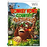 Donkey Kong Country Returns (Wii)by Nintendo