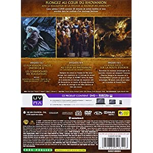Le Hobbit : La désolation de Smaug [Version longue - Edition Collector 5 DVD]