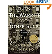 Isabel Wilkerson (Author) (1082)Buy new:  $16.95  $9.60 223 used & new from $4.86