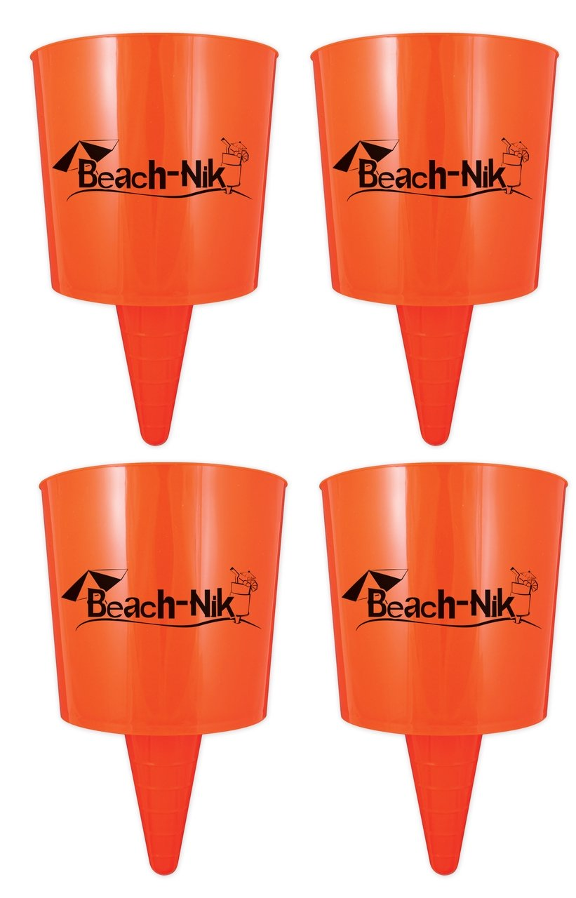 Beach-Nik -  set of 24 Orange at Sears.com