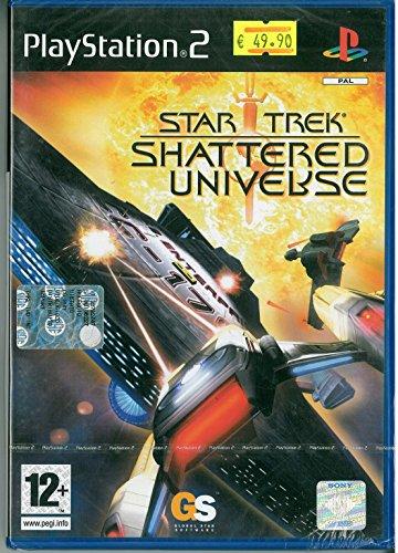 Star Trek Shattered Universe PS2 Italiano