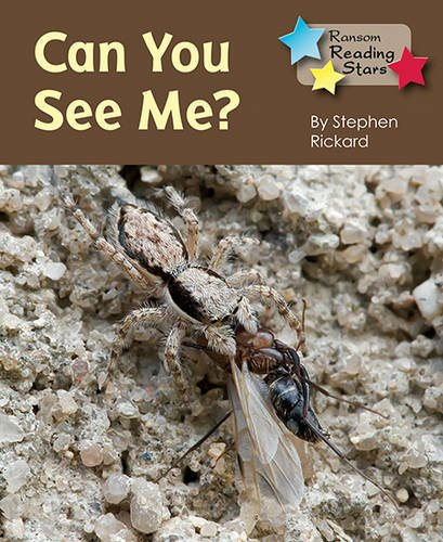 Can You See Me: Pack 6 (Reading Stars)