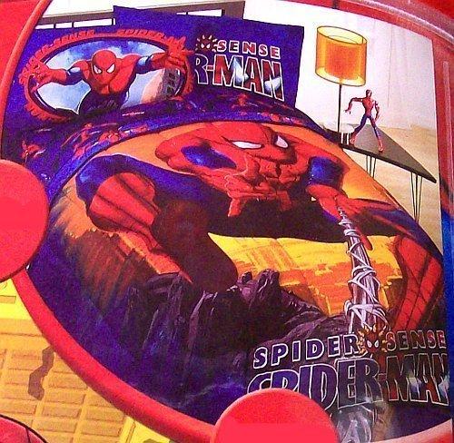 Spider Sense Spiderman Twin/Full Comforter