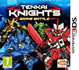 Tenkai Knights: Brave Battle  (Nintendo 3DS)