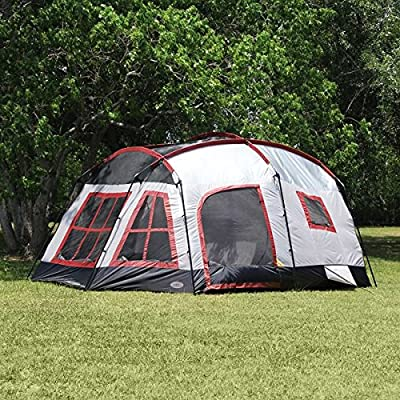 Texsport Highland 3-Room Cabin Tent