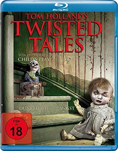 Tom Holland's Twisted Tales [Blu-ray]