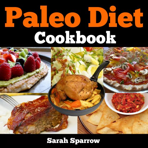 Paleo Diet Cookbook: Great Tasting Paleo Diet Recipes for Breakfast, Lunch, Dinner, Snack and Dessert