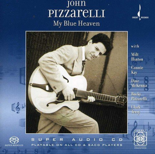 SACD : John Pizzarelli - My Blue Heaven (Hybrid) (Hybrid SACD)