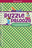 img - for Puzzle Palooza: Solve cool crosswords, wild word games, surprising searches, and more! (American Girl) book / textbook / text book
