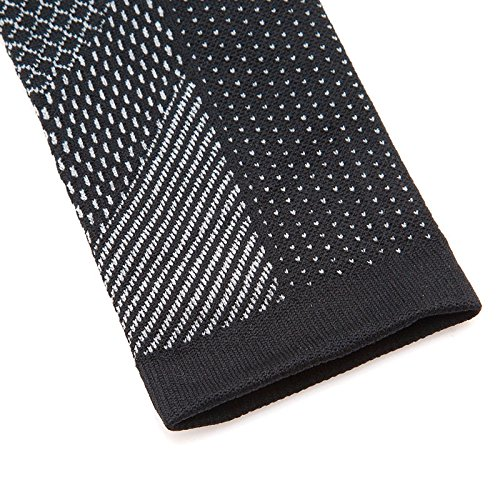 Plantar Fasciitis Compression Sock Sleeves -Helps Circulation - Heel, Ankle, Achilles Support - Premium Comfort (S/M(1pair)(U.S. Men 5-9.5 | Women: 6- 9.5))