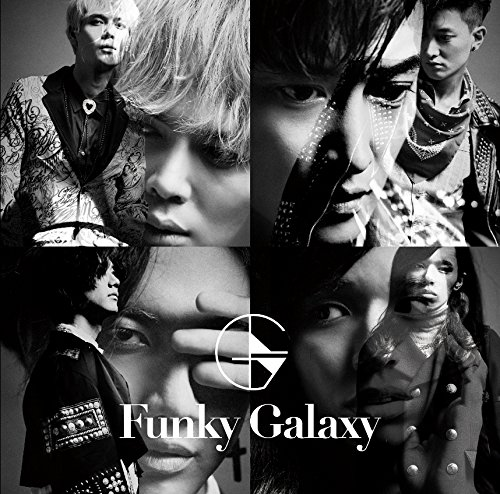 Funky Galaxy(初回限定盤A)(DVD付)