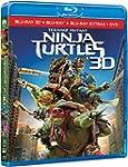 Ninja Turtles (BD 3D + BD + BD Extras...