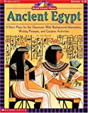 Ancient Egypt: 5 Short Plays For The Classroom