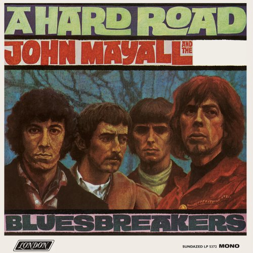 Hard-Road-Analog-John-Mayall-LP-Record