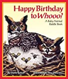 img - for Happy Birthday to Whooo? book / textbook / text book