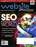 61ASM dD%2BDL. SL160  Website Magazine May 2010 SEO in a Social Media World, Top 50 Resources for Design Inspiration, Google Analytics & Editorial Impact, Managing Website Redesigns, E Commerce Software in Action, 5 Outdated SEO Tactics, The Cost of Hosting