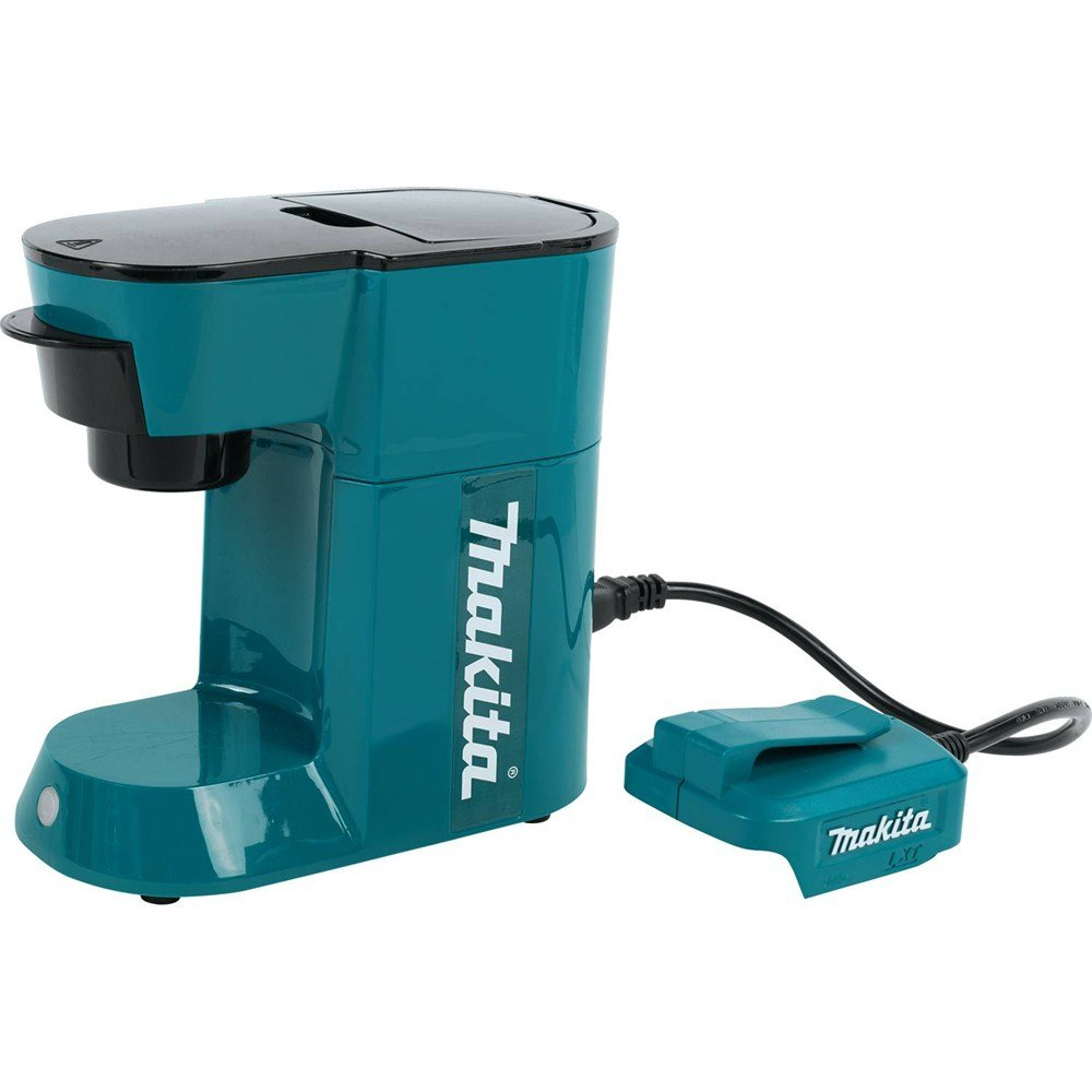 Coffee Maker Not Getting Power : Makita DCM500Z 18V LXT Lithium-Ion Cordless Coffee Maker eBay