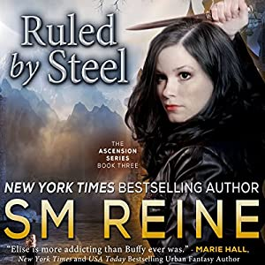Ruled by Steel Audiobook