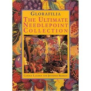 Glorafilia: The Ultimate Needlepoint Collection
