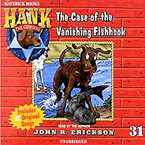 The Case of the Vanishing Fishhook Audiobook