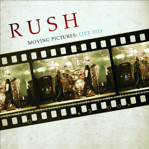 Moving Pictures: Live 2011 (Rush Moving Pictures compare prices)