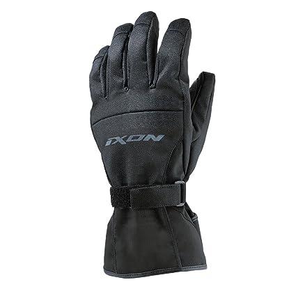 Ixon - Gants moto PRO LEVEL 2 - Taille : M - Couleur : Noir [Divers]