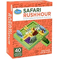 Safari Rush Hour Board Game
