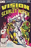 img - for Vision and the Scarlet Witch # 2 book / textbook / text book