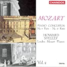 Mozart: Piano Concertos Nos. 9 and 17