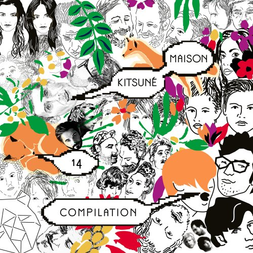 kitsune-maison-compilation-14-the-tenth-anniversary-issue-or-pernod-absinthe-edition