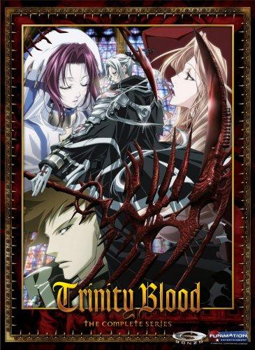Trinity Blood / Кровь Триединства (2005)