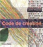 echange, troc John Maeda - Code de création