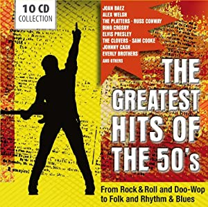 The Greatest Hits Of The 50's