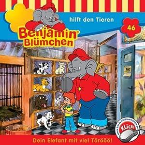 Benjamin hilft den Tieren (Benjamin Blümchen 46) Hörspiel
