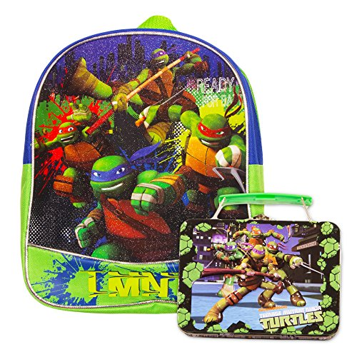 Teenage Mutant Ninja Turtles Preschool Backpack Toddler