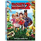 Cloudy with a Chance of Meatballs 2 DVD +UltraViolet Digital Copy – $10.00!