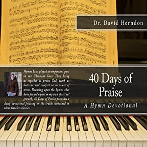 40 Days of Praise Hörbuch