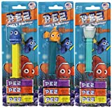 PEZ Disney Assortment, Finding Nemo, 0.87 Ounce (Pack of 12)
