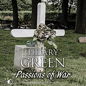 Passions of War Audiobook