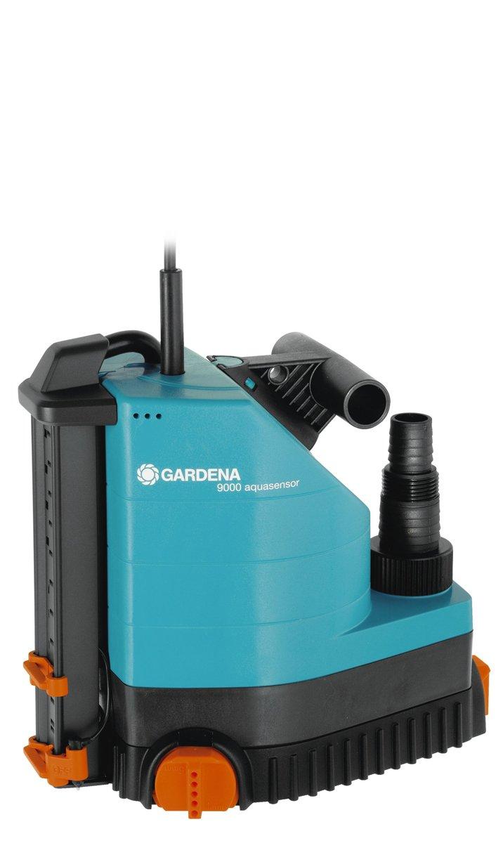Gardena 178320 Comfort Tauchpumpe 9000 aquasensor  BaumarktBewertungen
